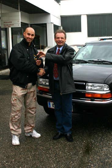 Dominik Rab S on 1994 Chevrolet Blazer
