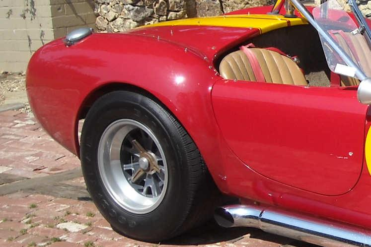 AC Shelby Cobra 427 1966