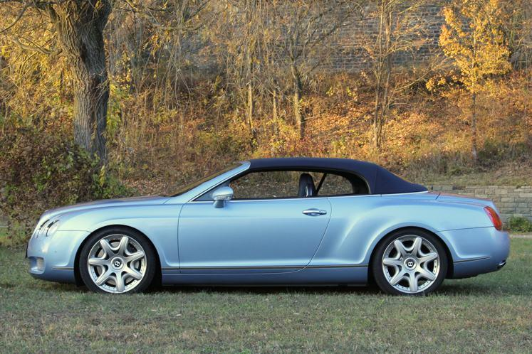 Bentley Continental GTC Cabrio 2008