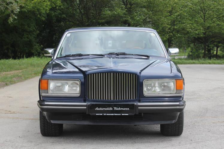 Bentley Eight 1987