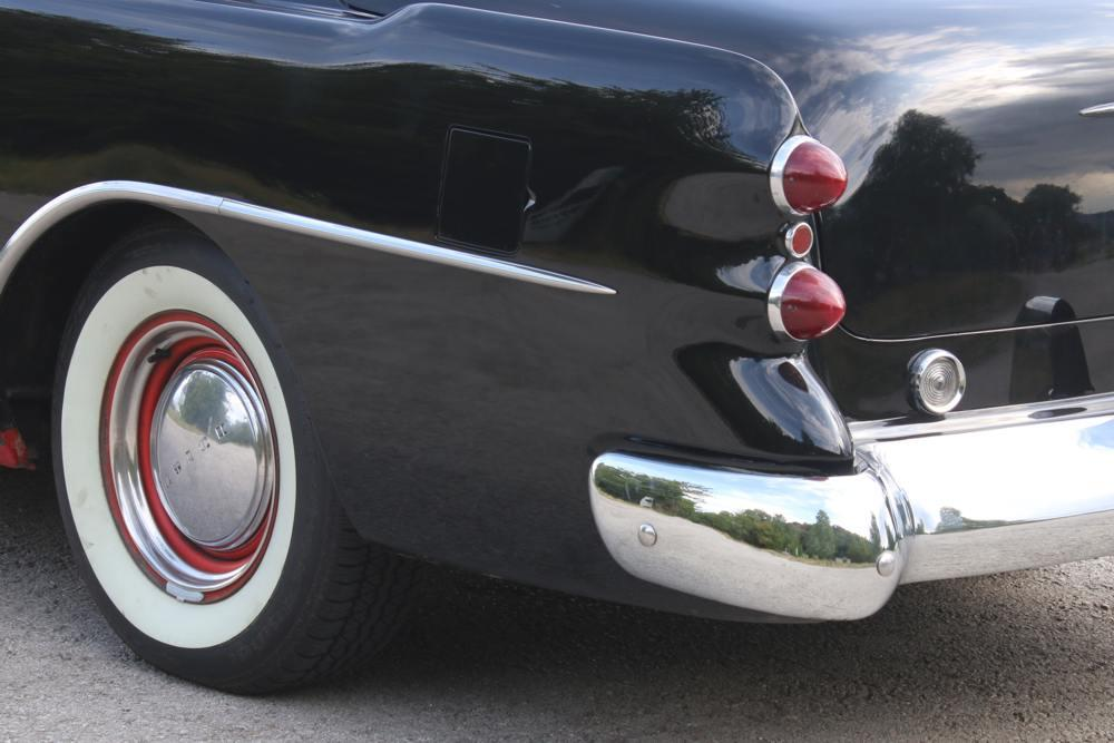 Buick Super Coupe 1954