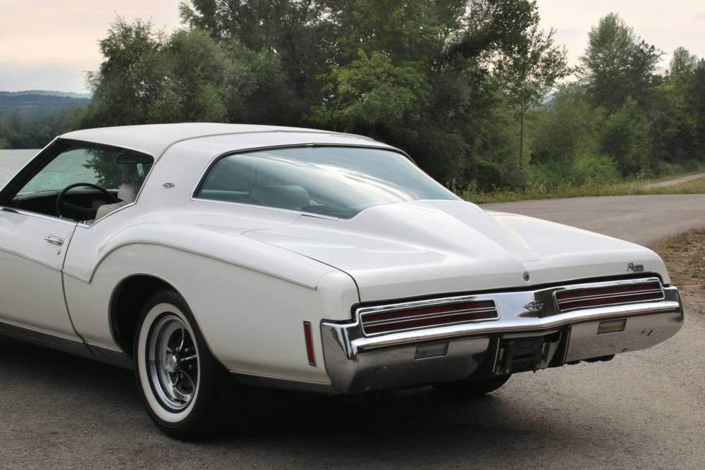 Buick Riviera GS 455 Stage 1 1973