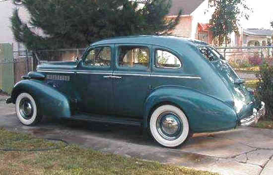 Buick Special Eight 1937