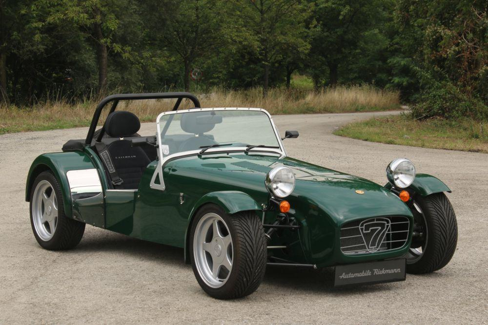 Caterham Super Seven Roadsport SV 2004