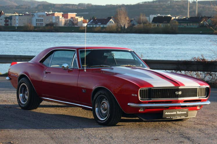 1967 Chevrolet Camaro L 48 Ss Related Infomation