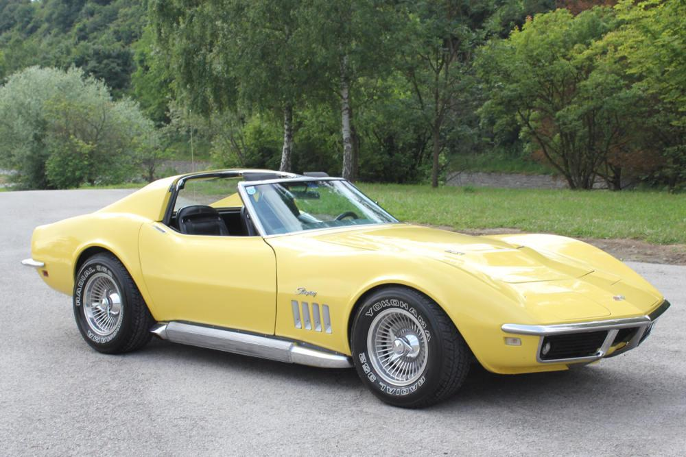 Chevrolet Corvette 427 Tri Power 1969