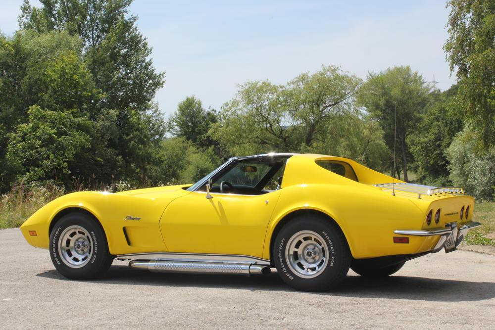 Chevrolet Corvette Stingray 1973