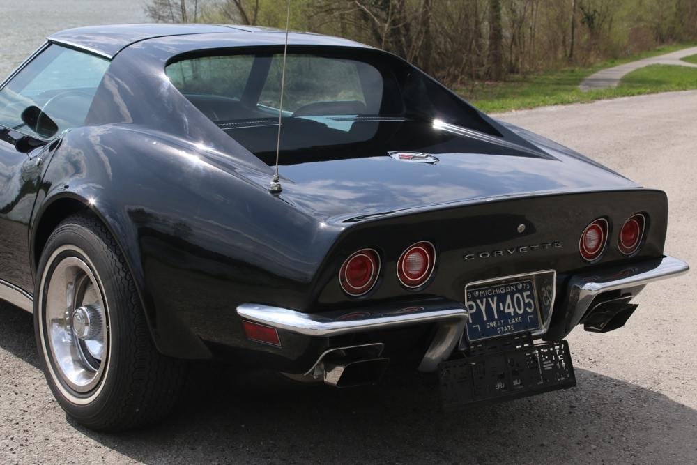 Bildergalerie Chevrolet Corvette 454 Ls4 Big Block 1973