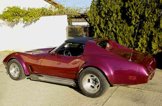 Chevrolet Corvette 454 Showcar 1974