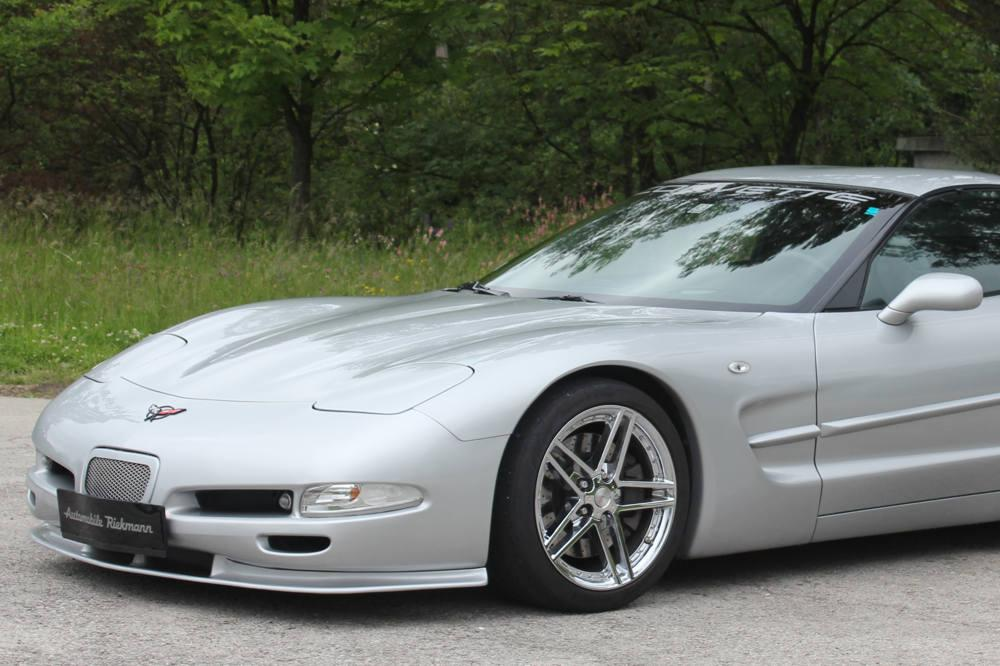 Chevrolet Corvette A+A Supercharged 2000