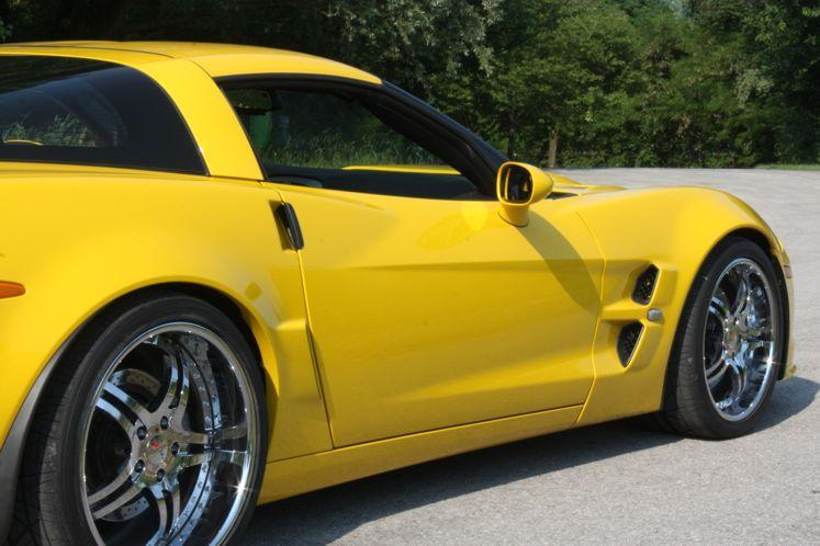 Chevrolet Corvette ZR1 Clone 2006
