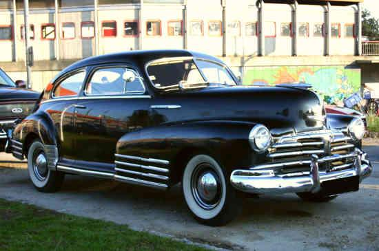 Chevrolet Fleetline 1948