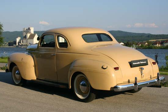 Dodge Business Coupe 1940