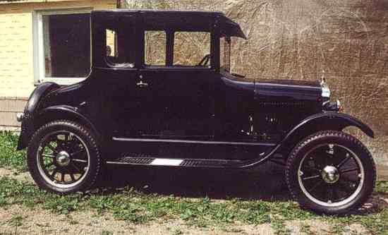 Ford T Coupe 1926