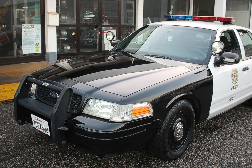 Ford Crown Victoria P71 Police Interceptor 2005