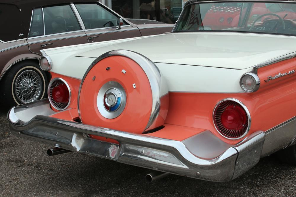 Ford Galaxie 500 Skyliner Retractable 1959