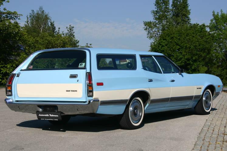 1972 Gran Torino Station Wagon For Sale   Autos Weblog