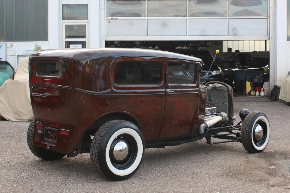 Ford Hot Rod 1930