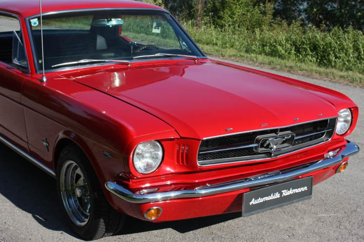 Ford Mustang Showcar 1964