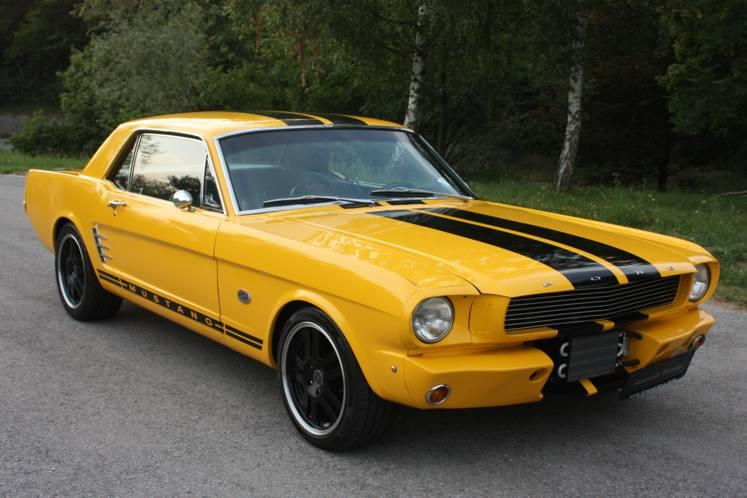 Ford Mustang 302 Galpin Special 1966