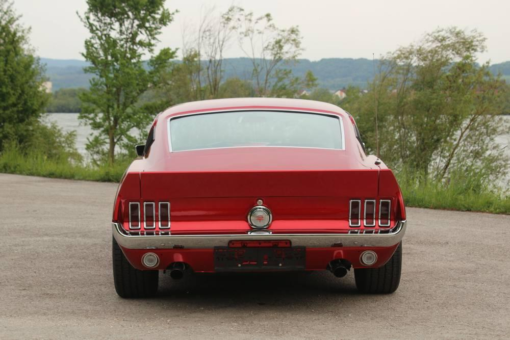 Ford Mustang GTA 390 Fastback 1967