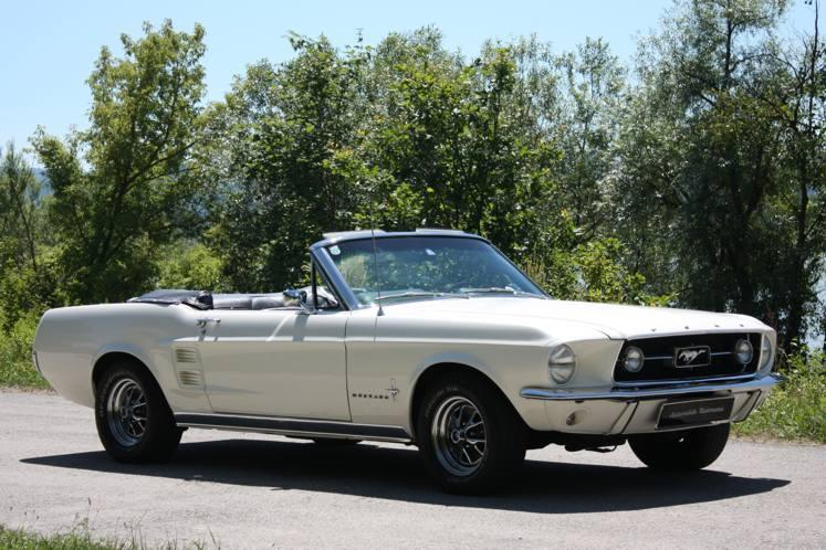 Ford Mustang GT 390 Cabrio 1967