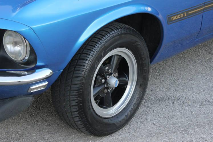 Ford Mustang Mach 1 1969