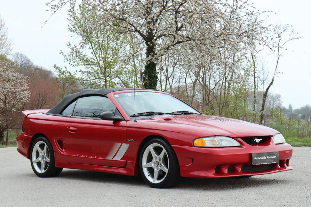 Ford Mustang Saleen S281 Cabrio 1996