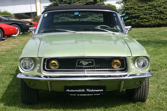 Ford Mustang GT 390 Cabrio 1968