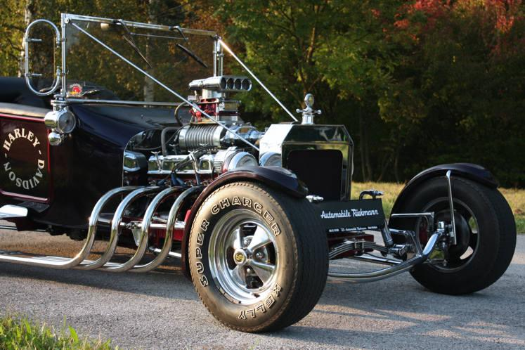 Ford T Hot Rod 1923