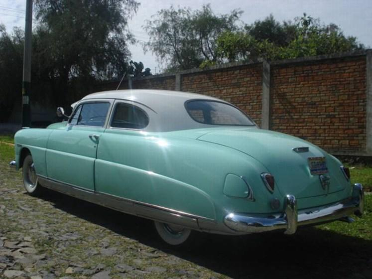 Hudson Commodore Six Coupe 1949