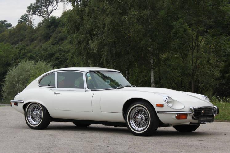 Bildergalerie Jaguar E-Type V12 2+2 1971