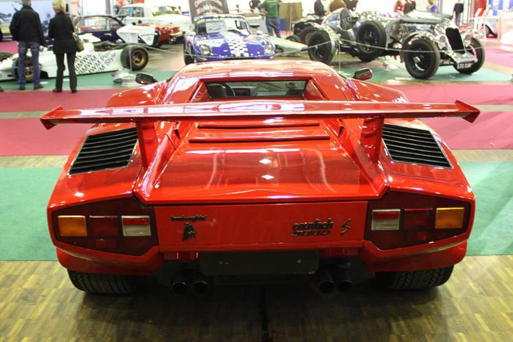 Bildergalerie Lamborghini Countach Lp 400s 1982