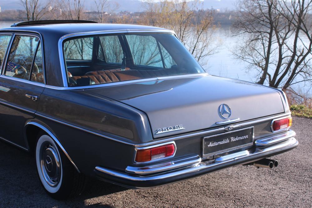 Bildergalerie Mercedes Benz 250 Se 1966