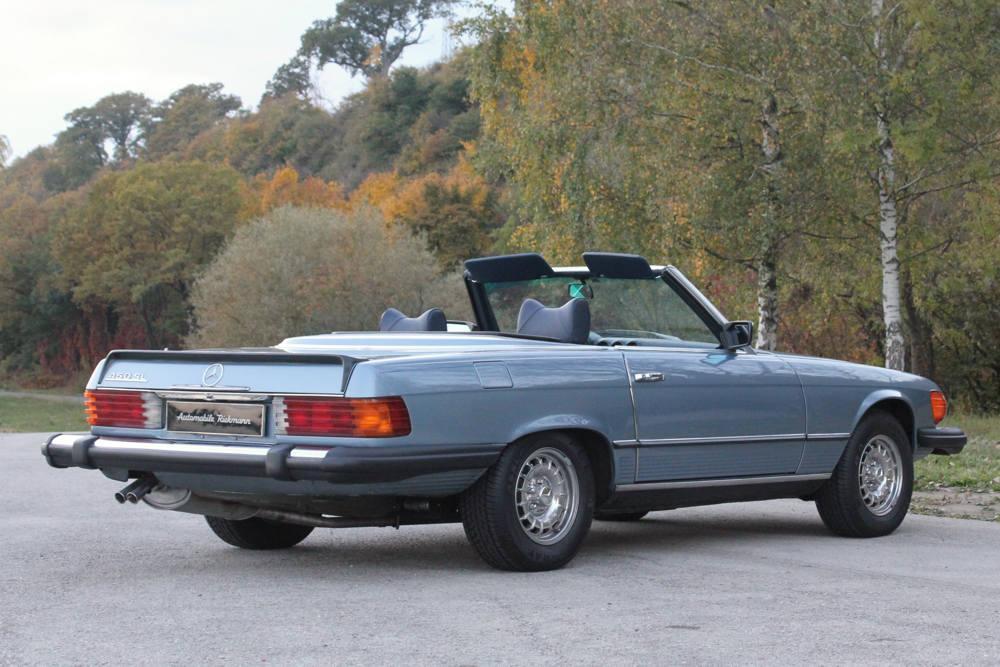 Bildergalerie mercedes benz 450 sl 1976 for Mercedes benz sl 450