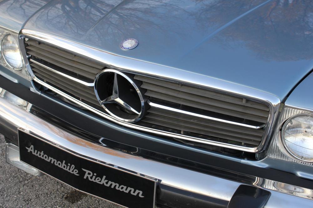 Bildergalerie Mercedes-Benz 450 SL 1976