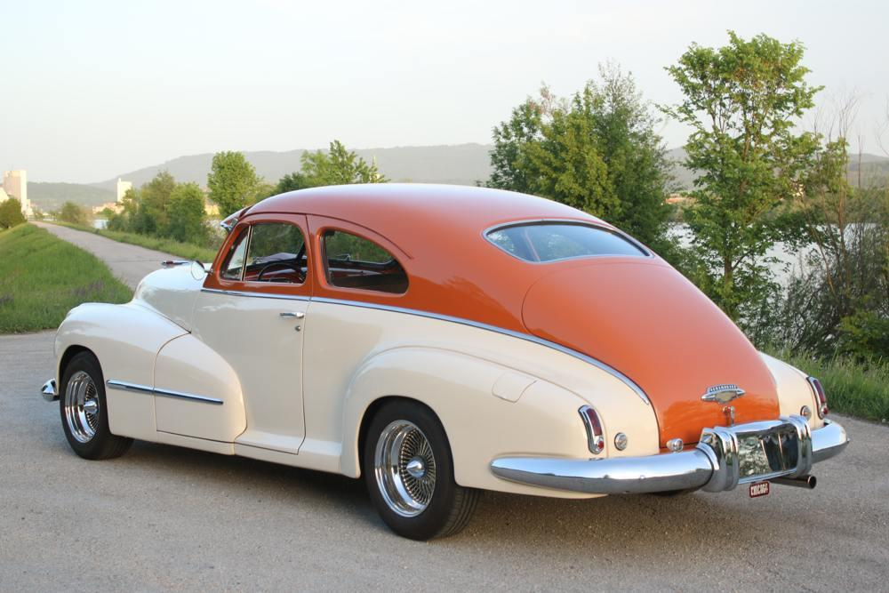 Oldsmobile Dynamic Coupe 1948