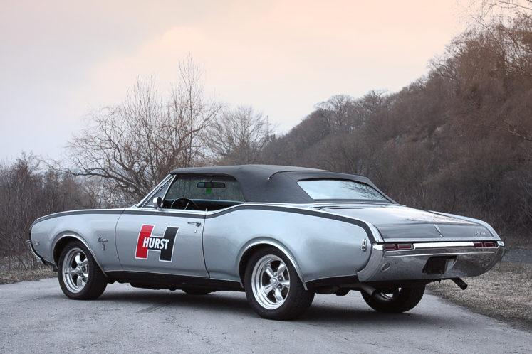 Oldsmobile Hurst 455 Ram Air Pace Car 1968