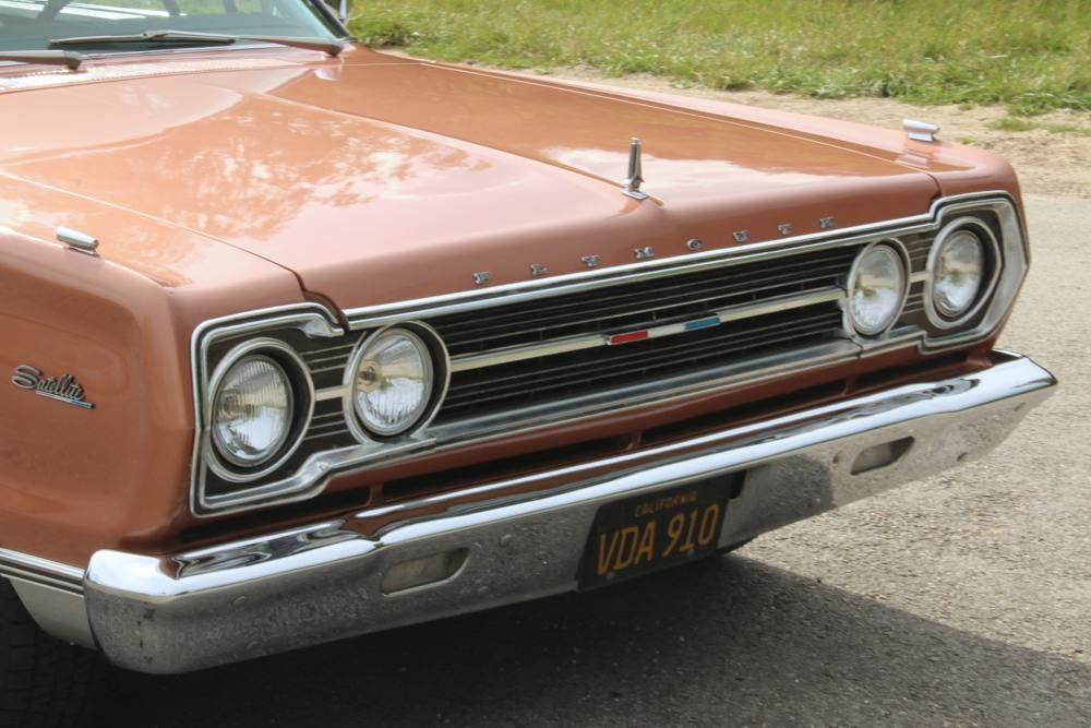 Plymouth Satellite 383 Coupe 1967